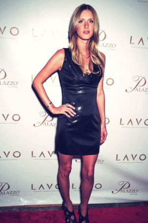 Nicky Hilton attends Lavo Nightclub Grand Opening