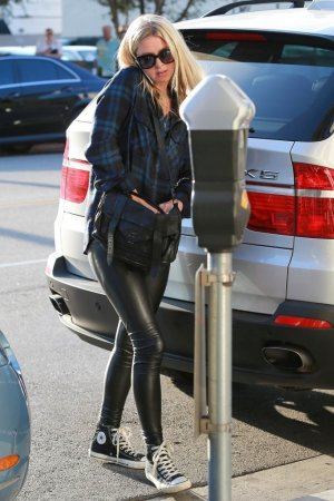 Nicky Hilton lunch in Beverly Hills