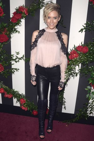 Nicky Whelan attends Land of Distraction launch party