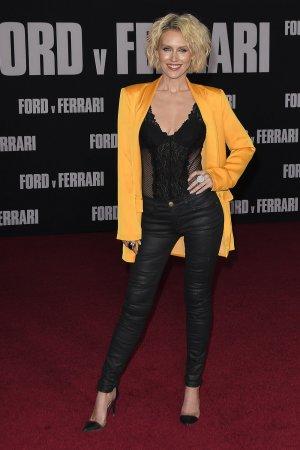 Nicky Whelan attends Premiere of FOX's ''Ford v Ferrari''