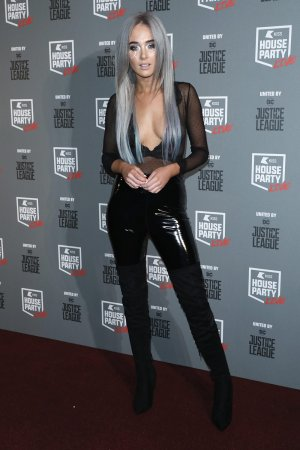 Nicola Hughes attends KISS House Party Live