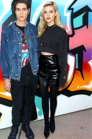 Nicola Peltz attends Tommy Hilfiger Spring 2017 Women's Collection