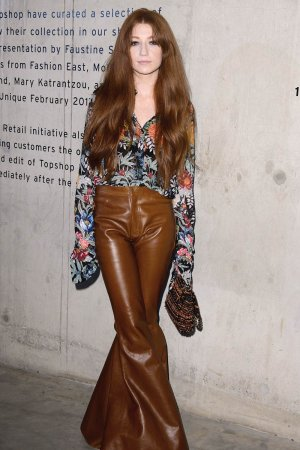 Nicola Roberts attends House of Holland Show