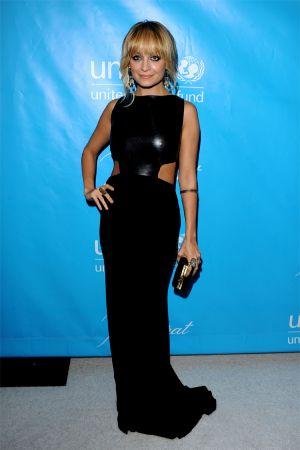 Nicole Richie at 2011 UNICEF Ball in LA