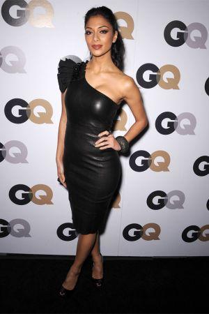 Nicole Scherzinger  at GQ Men of the Year 2011 Party in LA