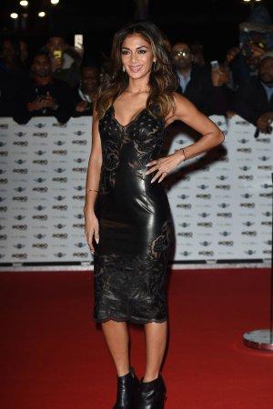 Nicole Scherzinger attends MOBO Awards