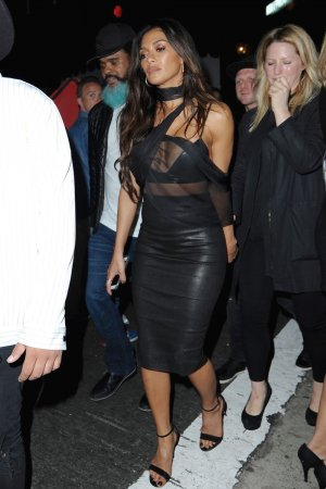 Nicole Scherzinger attends TAO grand opening party