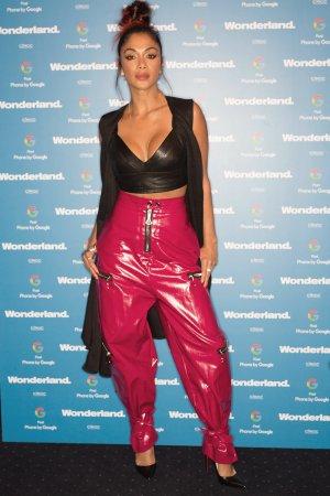 Nicole Scherzinger attends Wonderland Magazine LFW party
