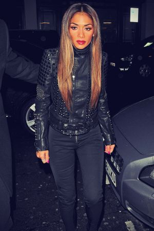 Nicole Scherzinger Fountain Studio London