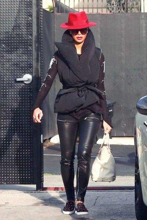 Nicole Scherzinger out in Los Angeles