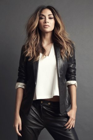 Nicole Scherzinger photoshoot by Josh Ryan
