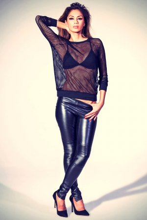 Nicole Scherzinger photoshoot for Nicole x Missguided Collection