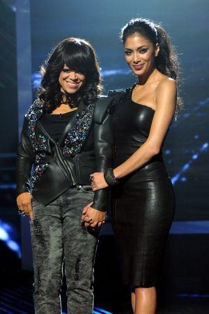 Nicole Scherzinger The X Factor