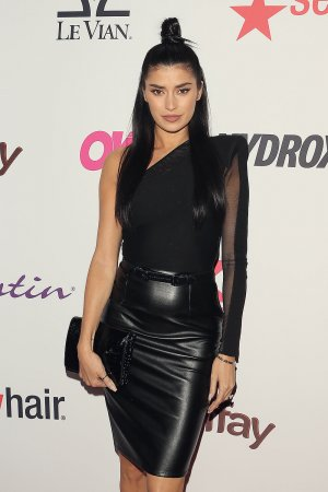 Nicole Williams attends the OK! Magazine's Annual Pre-Oscar Event