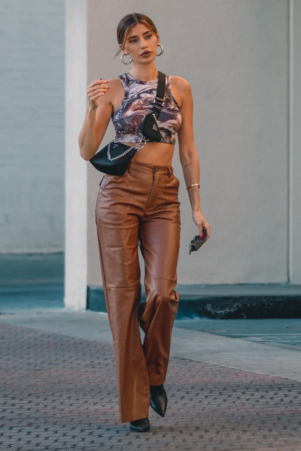 Nicole Williams out in LA