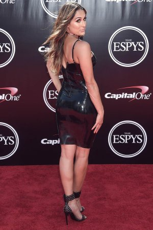 Nikki Bella attends the 2016 ESPYS