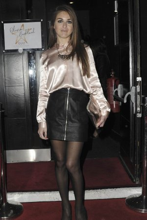 Nikki Grahame seen at Olivia Buckland x QUIZ cocktail party