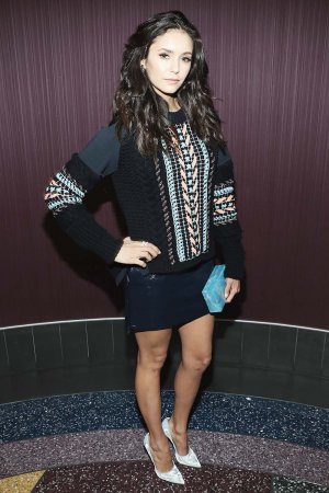 Nina Dobrev attends screening of xXx the Return of Xander Cage