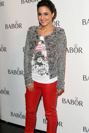Nina Moghaddam at Barbor Beauty Night 2012 in Koln