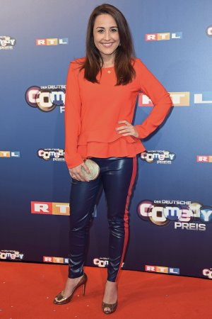 Nina Moghaddam attends the 22nd Annual German Comedy Awards