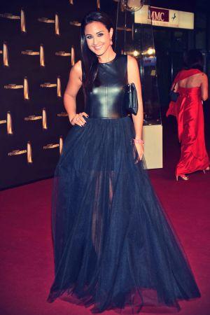 Nina Moghaddam Deutscher Fernsehpreis 2013