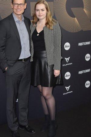 Nina Muller attends GQ Style Night