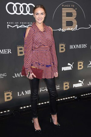 Nina Suess attends the Place To B Influencer Award