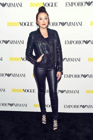 Noah Cyrus arrives at Teen Vogue 13th Annual Young Hollywood Issue Launch Party