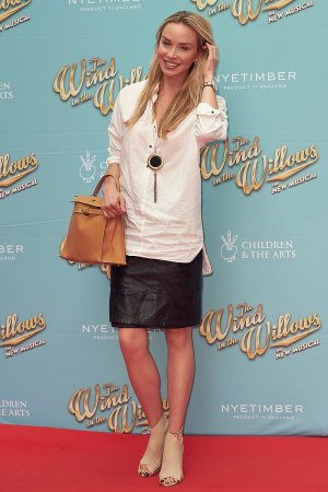 Noelle Reno attends The Wind in the Willows Press night
