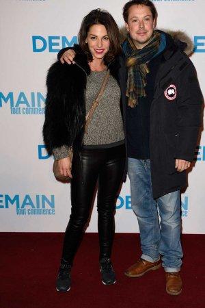 Noemie Elbaz attends Demain Tout Commence Paris Premiere
