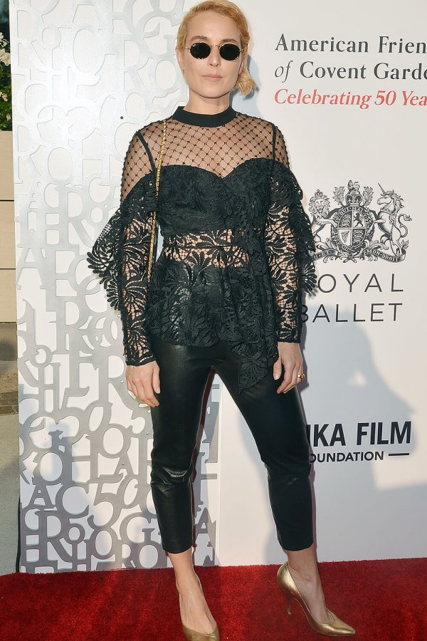 Noomi Rapace attends American Friends of Covent Garden 50th Anniversary Celebration