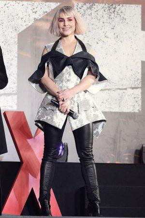 Noomi Rapace attends Brigh Premiere Tokyo