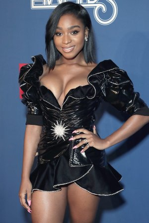 Normani Kordei attends The Soul Train Awards