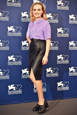 Odessa Young photocall for Looking For Grace