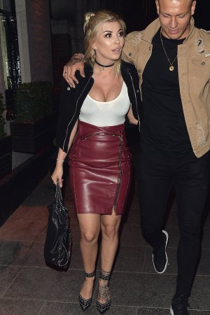 Olivia Buckland at Sugarhut Nightclub