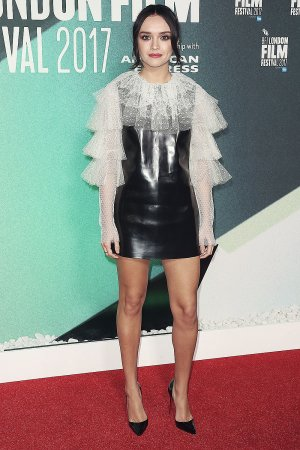 Olivia Cooke attends Thoroughbreds premiere