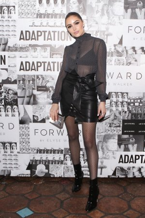 Olivia Culpo attends X Adaptation Party