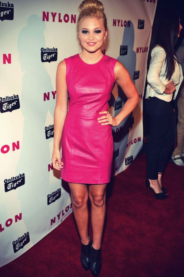 Olivia Holt Attends Nylon Annual May Young Hollywood Issue