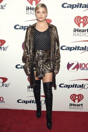Olivia Holt attends Z100's Jingle Ball 2017