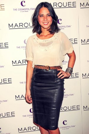 Olivia Munn attends Marquee Nightclub Las Vegas Grand Opening