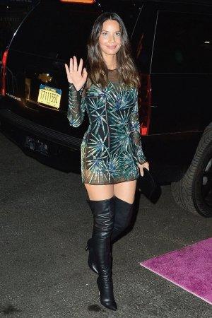 Olivia Munn attends MTV Video Music Awards