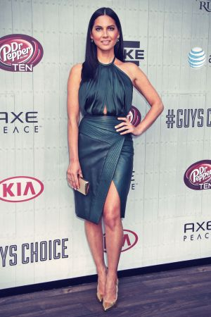 Olivia Munn attends Spike TV Guys Choice 2014
