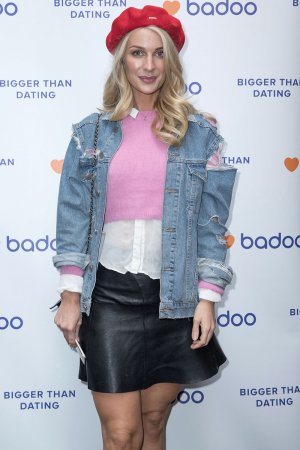 Olivia Newman-Young attends BadooYouRemember VIP event