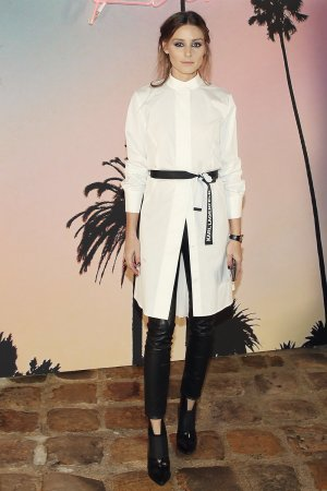 Olivia Palermo attends Karl Lagerfeld x Kaia collaboration capsule