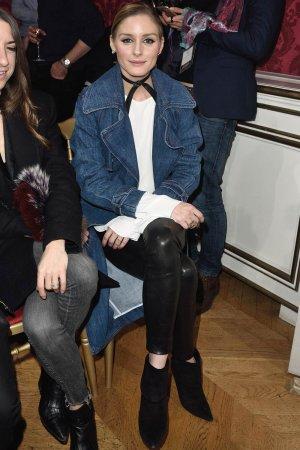 Olivia Palermo attends Paul and Joe show Autumn Winter 2017 Paris Fashion Week