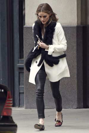 Olivia Palermo seen in NYC