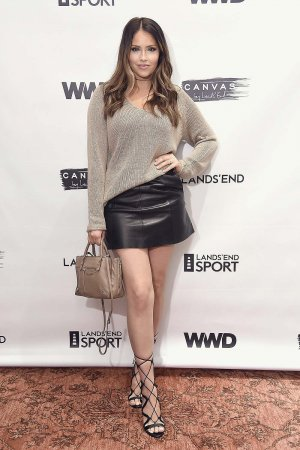 Olivia Pierson attends E! ELLE IMG party