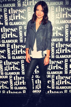 Olivia Wilde at Glamour Presents These Girls at Joe's Pub
