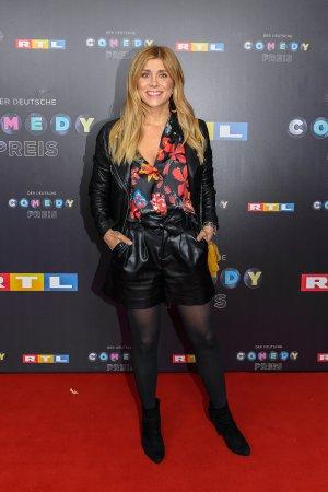 Panagiota Petridou attends Verleihung des Deutschen