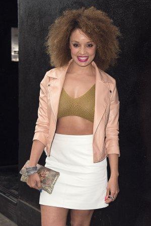 Pandora Christie attends Boux Avenue - SS17 campaign launch
